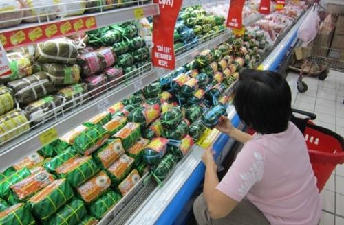 テトを控え食品価格が上昇傾向に