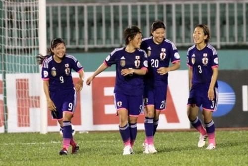 女子アジア杯、なでしこが決勝進...