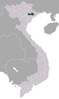 バクザン省<Bắc Giang> - [VIETJO ベトナムニュース]
