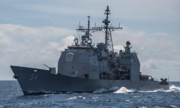米海軍の「航行の自由作戦」、ベ...