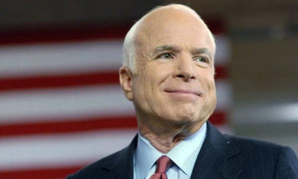 ジョン・マケイン米上院議員が死去、米越の国交正常化に奔走 [政治 ...
